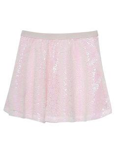 Pale rose Skirt JAPOEJUP3 / 20S901G2JUP301