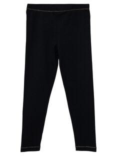 Black Leggings JYAESLEG1 / 20SI0162D26090