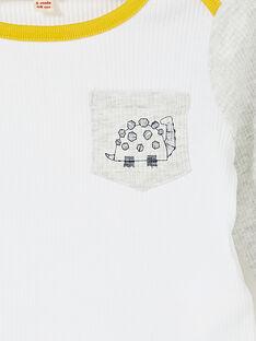 Off white T-SHIRT KUJOTEE4 / 20WG1031TML001