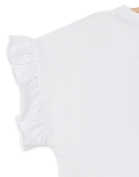 White T-SHIRT LAJAUTI4 / 21S901O4TMC000