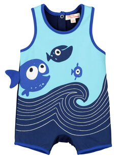 Baby boys' swimsuit FYUCOMB / 19SI10E3MAI203