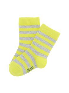 Multicolor Socks CYUJOCHO2B / 18SI10R3SOQ099