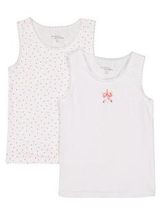 White Underwear GEFADELIC / 19WH1161HLI000