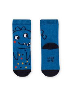 Baby boy dinosaur sock MYUPACHO / 21WI10H1SOQ201