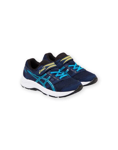 Navy Sneakers GGCONTENDP / 19WK36P1D4Q070