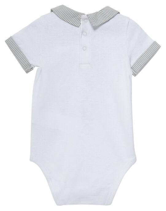 White Body suit JUPOEBOD / 20SG10G1BOD000