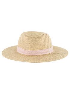 Girls' floppy hat FYAJOUCHAP / 19SI01T1CHA009