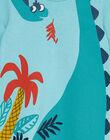 Turquoise Romper JEGAGREFOR / 20SH1421GREC216