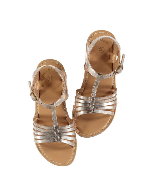 Gold Sandal FFSANDOLI4 / 19SK35C9D0E954