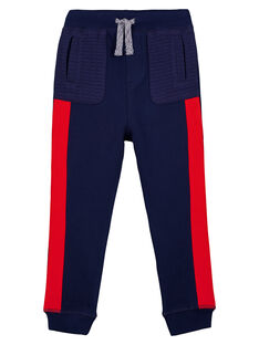 Navy pants GOSANPAN1 / 19W902C2PAN070