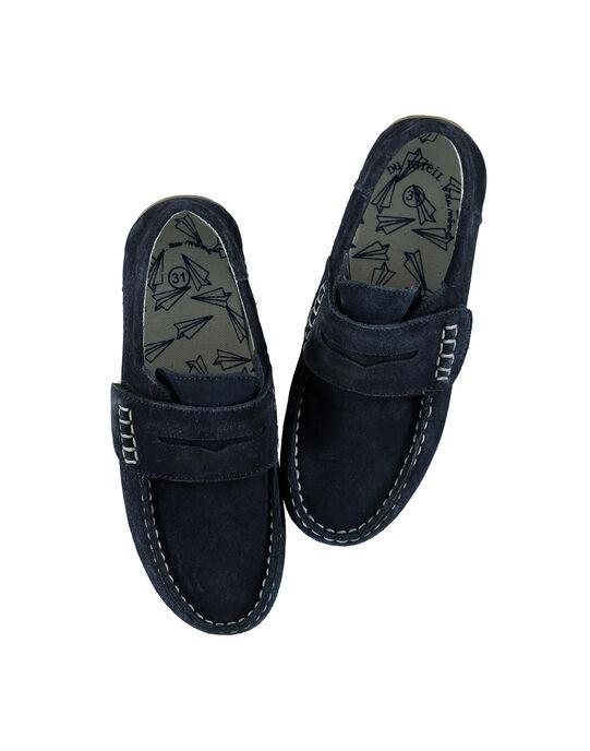 Navy Loafers FGMOCAVION / 19SK36B1D4N070