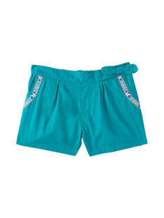 Green Shorts JAQUASHORT3 / 20S901R2SHO621