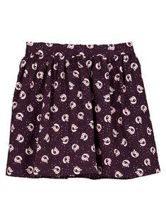 Brown Skirt GAJAUJUP1 / 19W901H2JUPI809