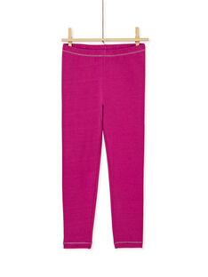 Purple LEGGINGS KYAJOLEG3 / 20WI0133D26H704