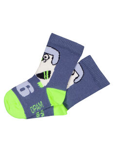 Blue Socks GYUBLACHO / 19WI10S1SOQC233