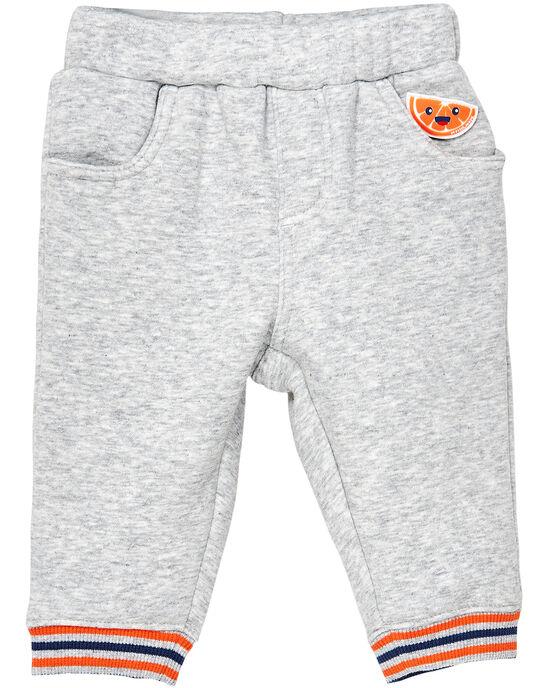 Grey pants JUVIPAN / 20SG10D1PANJ908