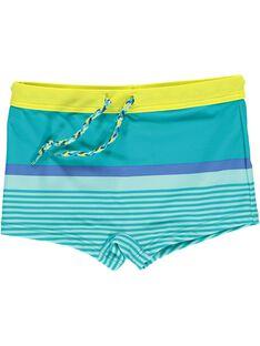 Turquoise Swimsuit CYOMERSHO2 / 18SI0282MAI202