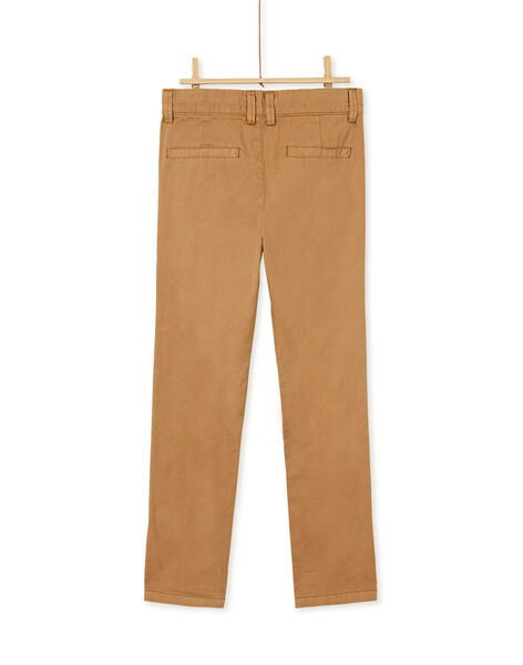 Light brown PANTS KOJOPACHI2 / 20W90235D2BI810