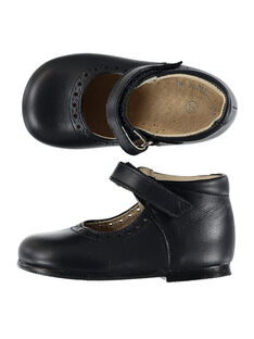 Navy Salome shoes GBFBABPERF1 / 19WK37B1D13070