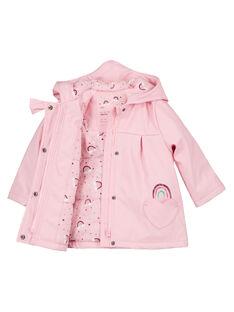 Pink Rain coat GIVEIMP / 19WG0981IMPD326