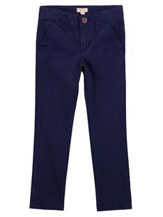 Navy Pants GOJOPACHI1 / 19W90244D2B070