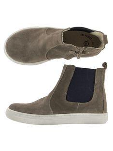 Light brown Boots DGBOOTLIP / 18WK36T7D0D803
