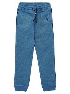 Blue Jogging pant JOJOJOB3 / 20S90253D2AC206