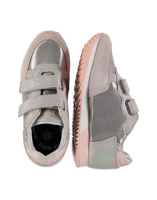 Gold Sneakers FFBASGI / 19SK3531D3F954