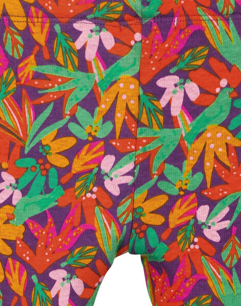 Purple pants GIVIOPAN / 19WG09R1PAN708