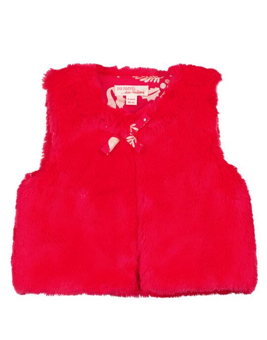 Red Cardigan GINOCAR / 19WG09V1CARF521