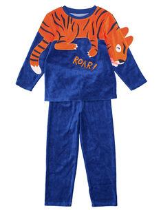 Blue Pajamas GEGOPYJROAR / 19WH12NAPYJC225