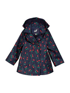 Multicolor Rain coat FACOIMPER2 / 19S901X2IMP099