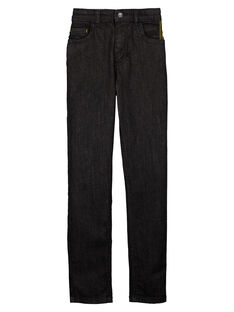 Dark denim Jeans GOJAUJEAN / 19W902H1JEAK005