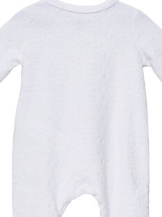 White Romper JOU1GRE6 / 20SF05J2GRE000