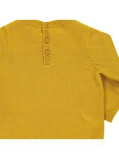Orange Pullover CUPIPUL / 18SG10I1PUL115