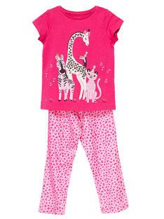 Red Pajamas JEFAPYJSAV / 20SH1123PYJF507