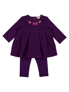 Purple Set GIVIOENS / 19WG09R1ENS708