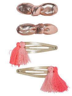 Light gold Hair clip JYADUCLIC1 / 20SI01W5BRTK008