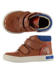 Light brown Sneakers GBGBASMEL / 19WK38I4D3F804