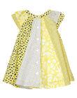 Sunny yellow Dress JITROROB1 / 20SG09F1ROB102