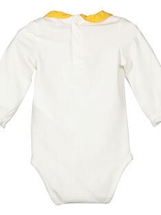 Baby girls' long-sleeved T-shirt FILIBOD / 19SG0921BOD001