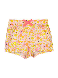 Multicolor Shorts FIPOSHO / 19SG09C1SHO099