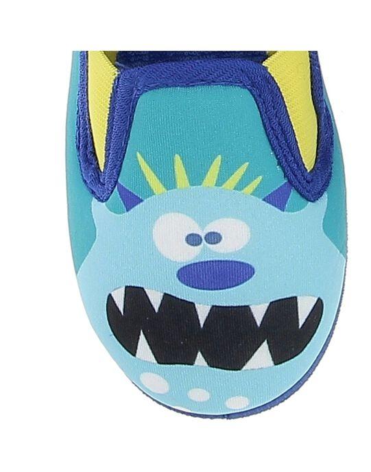 Boys' slip-on slippers CGSGBOUH / 18SK36X6D0B202