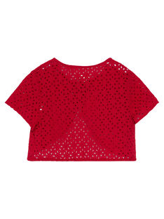 Red Cardigan JAJACAR / 20S901B1CAR050
