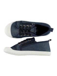 Navy Sneakers FFTENJEAN / 19SK35B2D16070