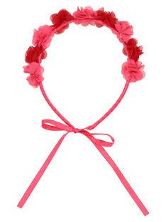 Girls' flower headband FYACAHEAD / 19SI01W1TET302