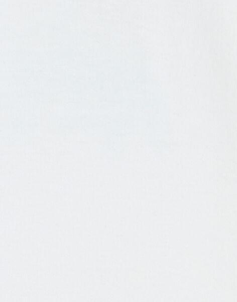 Off white T-SHIRT KISATEE / 20WG09O1TML001