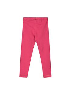 Girls' leggings FYAJOLEG2 / 19SI01Y8D26304