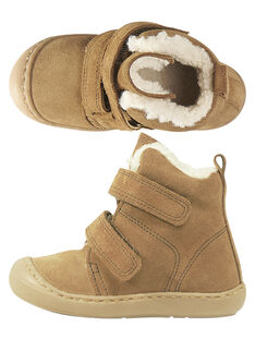 Light brown Boots GGBOOTPLAT / 19WK36X4D0D804