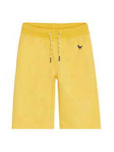 Light yellow Bermuda JOJOBER2EX / 20S90259D25B116